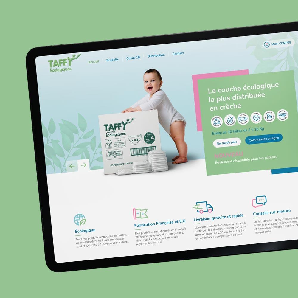 Création Site Web Enfance